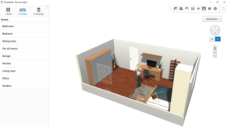 Programmi 3d gratis disegnare cucine gratis programma per for Programmi per progettare oggetti